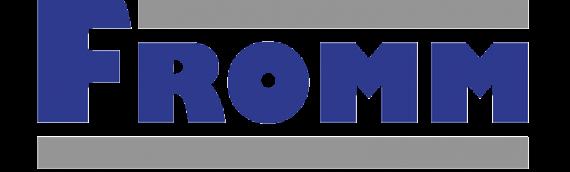 Neue Homepage der FROMM Vertriebs GmbH